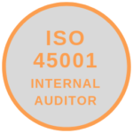 ISO 45001 - INTERNAL AUDITOR